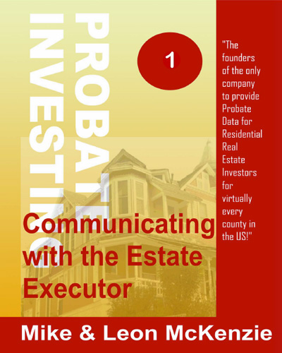 Communicating with the Estate Executor